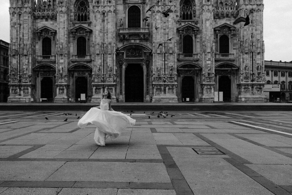 videomaker in Milan